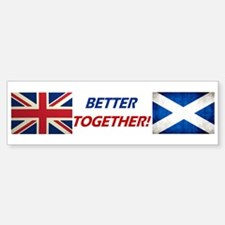 UK? OK!! Sticker (Bumper)