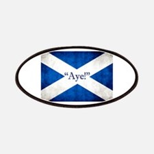 Aye, Scotland! Patches