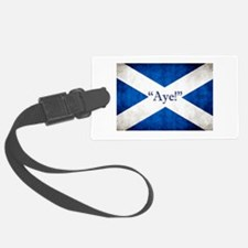 Aye, Scotland! Luggage Tag