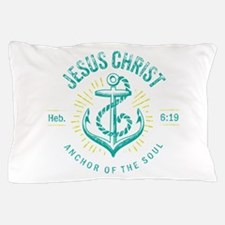 Anchor of the Soul Pillow Case