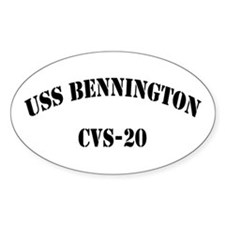USS BENNINGTON Decal