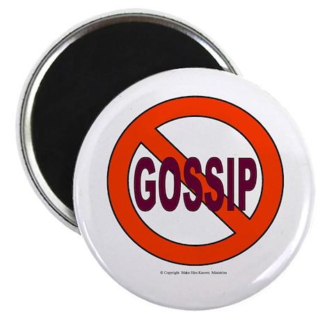 No Gossip Magnet