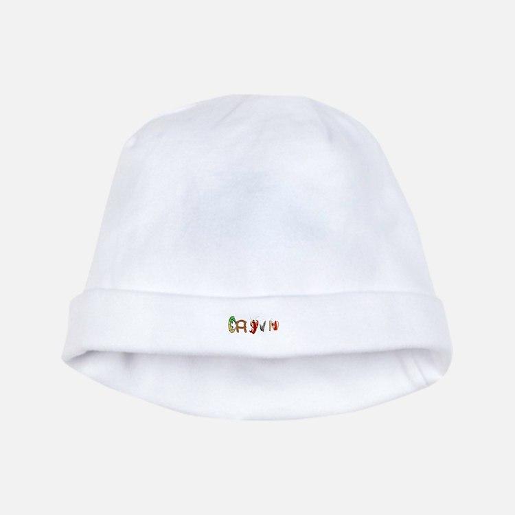 Cajun Characters Baby Hat