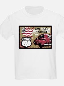 Route US 66 T-Shirt