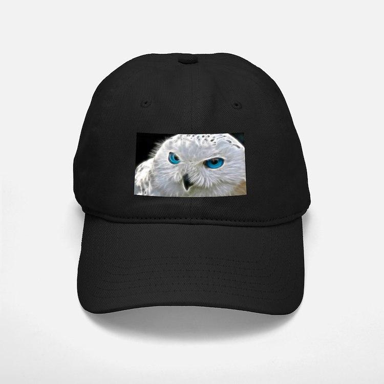 White Owl Baseball Hat