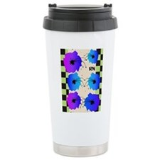 Nurse Caps Stethoscopes Travel Mug