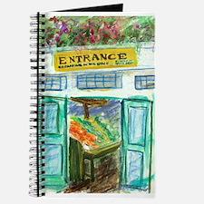 Pike Place Market Entrance Journal