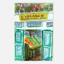 Pike Place Market Entranc Postcards (Package of 8)