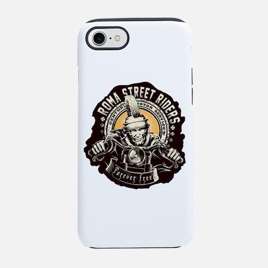 Roma Street Riders iPhone 7 Tough Case