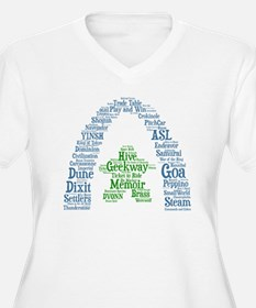 Geekway 2012 Word T-Shirt