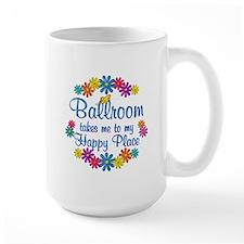 Ballroom Happy Place Mug