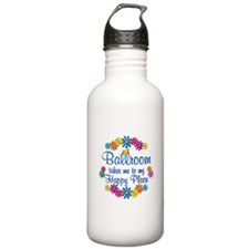 Ballroom Happy Place Water Bottle