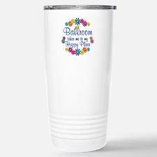 Ballroom Happy Place Travel Mug