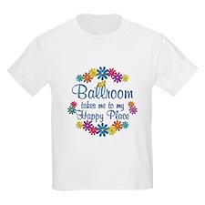 Ballroom Happy Place T-Shirt