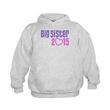 Big Sister 2015 Hoodie