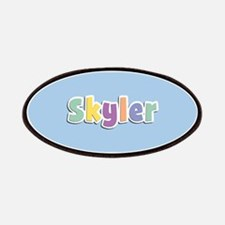 Skyler Spring14 Patches