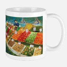 Pike Place Produce Vendor Mug