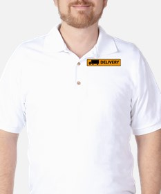 delivery auxilliary Golf Shirt