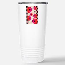 Nurse Caps Stethoscopes Travel Mug