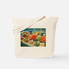 Pike Place Produce Vendor Tote Bag
