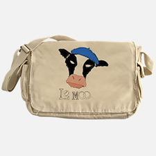 Le Moo Messenger Bag