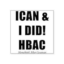 HBAC2 Sticker