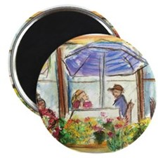 """Table for Two 2.25"""" Magnet (10 pack)"""