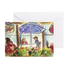Table for Two Greeting Cards (Pk of 20)