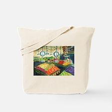 Tending the Produce.jpg Tote Bag