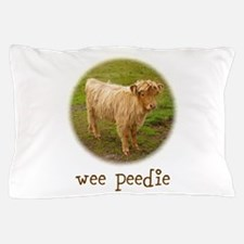 Wee Peedie Pillow Case