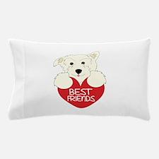 Best Friends Pillow Case