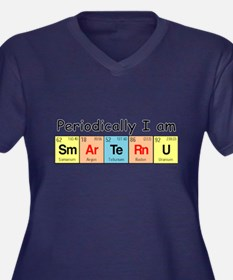Periodically I am Smarter Than You Plus Size T-Shi