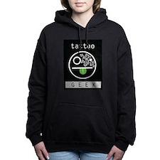 tattoo GEEK Women's Hooded Sweatshirt