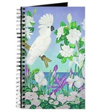 Cockatoo Iris Journal