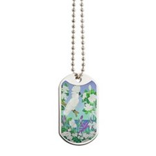 Cockatoo Iris Dog Tags