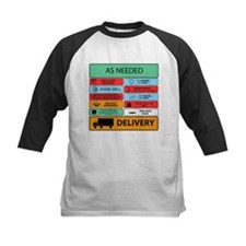 Auxilliary Label Collage Tee
