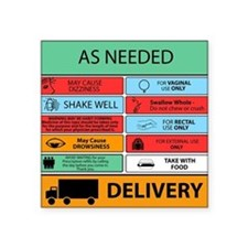 Pharmacy Auxiliary Labels Sticker