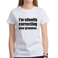 Correcting Your Grammar T-Shirt