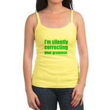 Correcting Your Grammar Tank Top