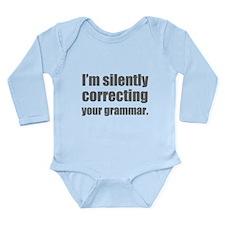 Correcting Your Grammar Body Suit