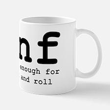 3nf Mug