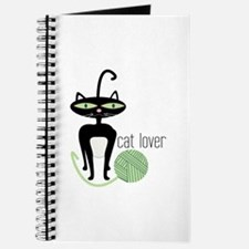 Cat Lover Journal