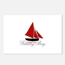 Galway Bay Postcards (Package of 8)