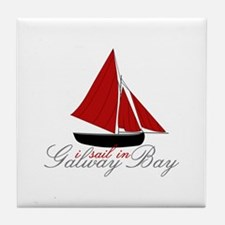 Galway Bay Tile Coaster