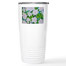 Gardenias Travel Mug