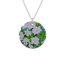 Gardenias Necklace
