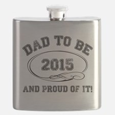 Dad To Be 2015 Flask