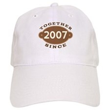 2007 Wedding Anniversary Cap