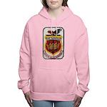 USS SARATOGA Women's Hooded Sweatshirt