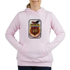 USS SARATOGA Women's Hooded Sweatshirt